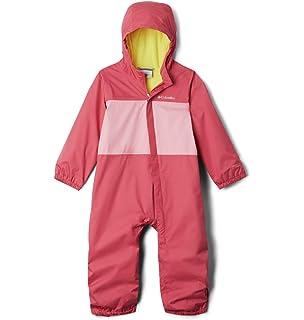 Columbia Kids Toddler Critter Jitters Rain Suit Waterproof /& Breathable Fleece Lined