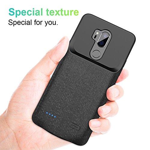best website e0e4c 71dbc Smartphone Basic Cases LG G7 Battery Case, Newdery 4700mAh LG G7 Slim  Portable Extended Charger