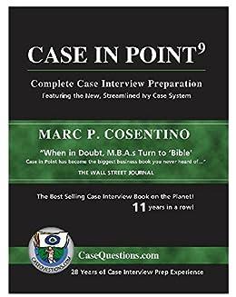 Case In Point Marc Cosentino Ebook