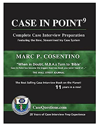 best case prep book