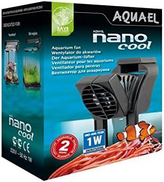 aquael Nano Cool Acuario ventilador enfriador Acuario Acuario ...