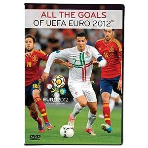 UEFA EURO 2012 All The Goals DVD
