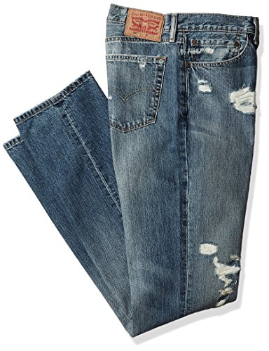Big Tall Mens Jeans (Levi's Men's Big and Tall 541 Athletic Straight Fit Jean, Toto, 52 30)