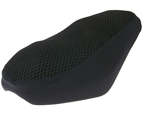 2EXTREME Sitzbezug schwarz f/ür Aprilia Sonic 50 AC//LC