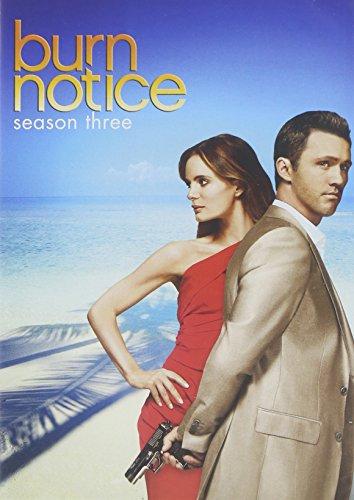 Burn Notice: Season 3 -  DVD, Jeffrey Donovan