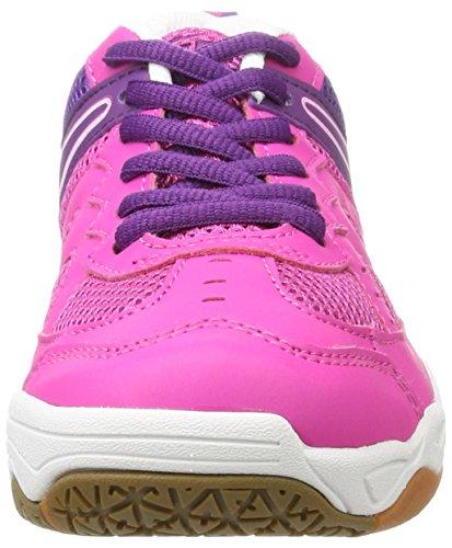 Indoor Pink Weiss Hallenschuhe Pink Coach Damen Lila Bruetting qFOwgzx8W