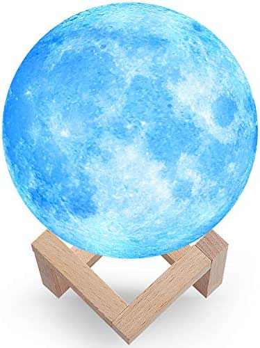 Neteast Moon Lamp for Kids and Toddler, Top 3D Moon Night Lights Gifts for Kids Boys Girls Children Birthday Christmas