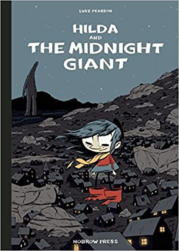 Image result for hilda and the midnight giant book cover