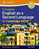 English as a Second Language for Cambridge IGCSERG: Student Book