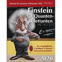 Einstein für Quanten-Dilettanten 2020 12,5x16cm