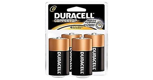 Amazon.com: Duracell PGD MN1604B2Z - Pilas alcalinas para ...