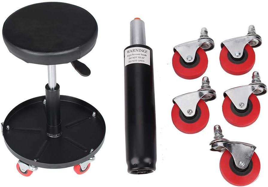 38cm Adjustable Workshop Stool With Tray Professional Hydraulic Shop Seat Youyijia Workshop Stool 59