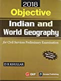 Objective Indian and World Geography for Civil Services Preliminary Examination