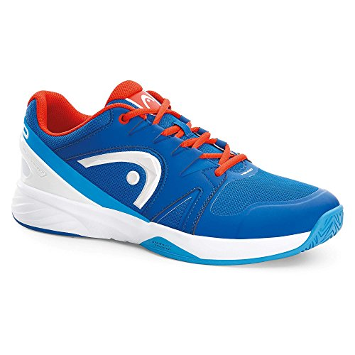 HEAD Men Nitro Team Blfl Tennis Shoes Blue (Bleu/Orange)