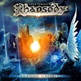 Ascending To Infinity [Limited Cd+dvd] by Luca Turilli's Rhapsody