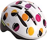 Lazer BOB Infant Helmet: White with Multi-Color Dots, One Size For Sale