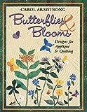 img - for Butterflies & Blooms book / textbook / text book