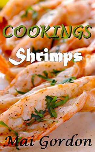 Cookings: Shrimps (English Edition)