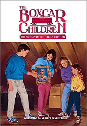 The Mystery of the Hidden Painting (The Boxcar Children Mysteries ...