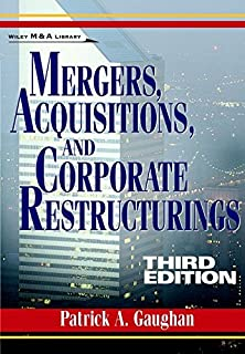 Applied mergers and acquisitions robert f bruner joseph r mergers acquisitions and corporate restructurings wiley mergers and acquisitions library fandeluxe Image collections