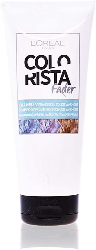 L'Oreal Paris Colorista Fader - Champú Borrador del color Washout
