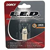 Dorcy 41-1644 40 Lumen 4.5 to 6 Volt LED Replacement Bulb