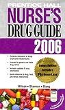 Pren Hall Nurses Drug Gd2006 W/Pda Download, Wilson, Billie A. and Shannon, Margaret T., 0132287838