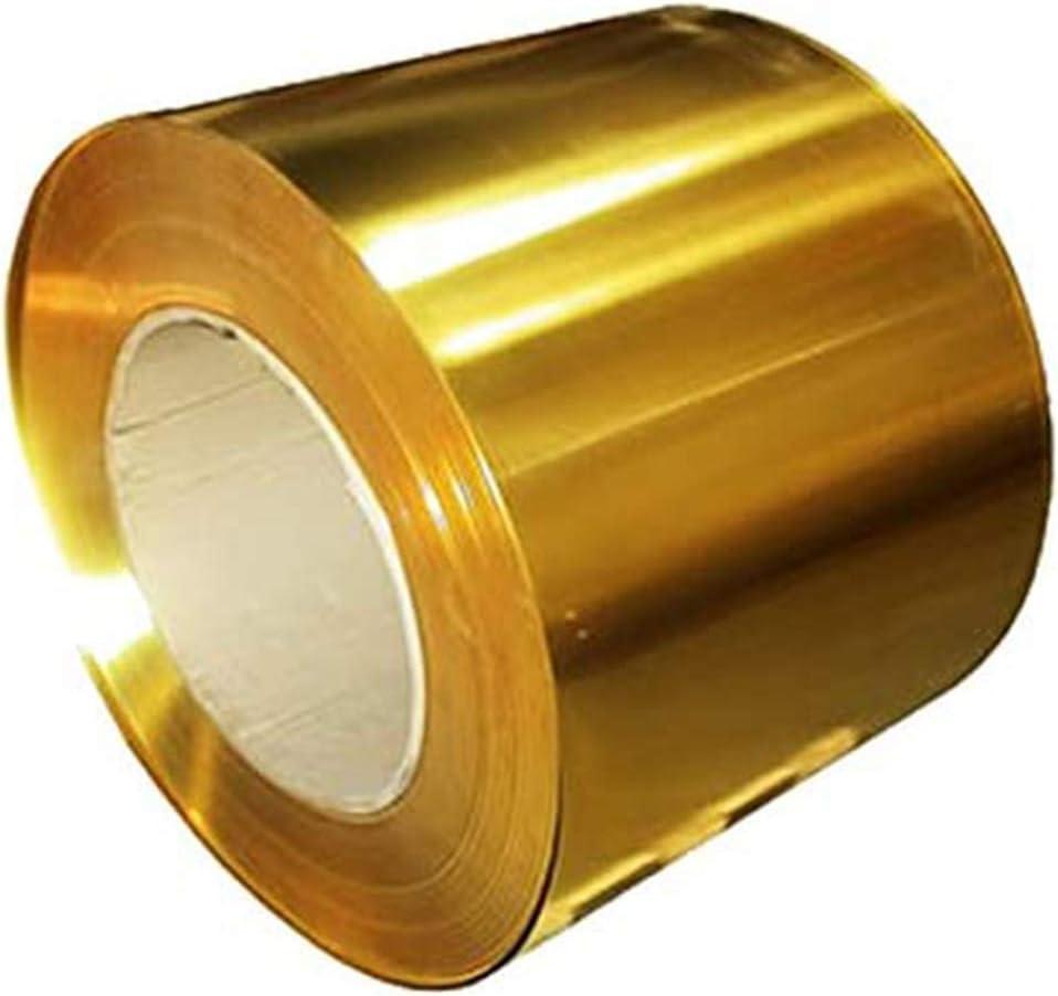 LOKIH Brass Metal Precision Machining Size 0.6mmx300mmx500mm