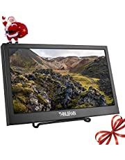 Thinlerain 11.6 inch HDMI VGA Portable Monitor, Full HD 1920 x 1080P IPS LED Display Monitor for Raspberry Pi, Camera, Security Monitor, Xbox360, PS3, PS4, Windows 7 8 10, Laptop