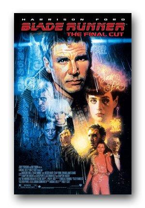 Blade Runner - The Final Cut 11 x 17 Movie Poster - Style A MasterPoster Print, 11x17 (Best Cut Of Blade Runner)