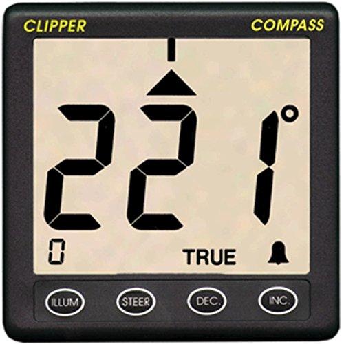 Clipper Compass System w/Remote Fluxgate Sensor Marine , Boating Equipment