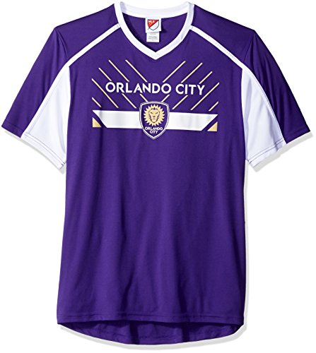 MLS Men's Replica Short Sleeve Player Jersey – DiZiSports Store