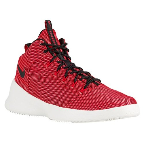 premium selection 59ed8 aeb23 Galleon - NIKE Mens Hyperfr3sh, University Red Black-Sail, 11.5 M US
