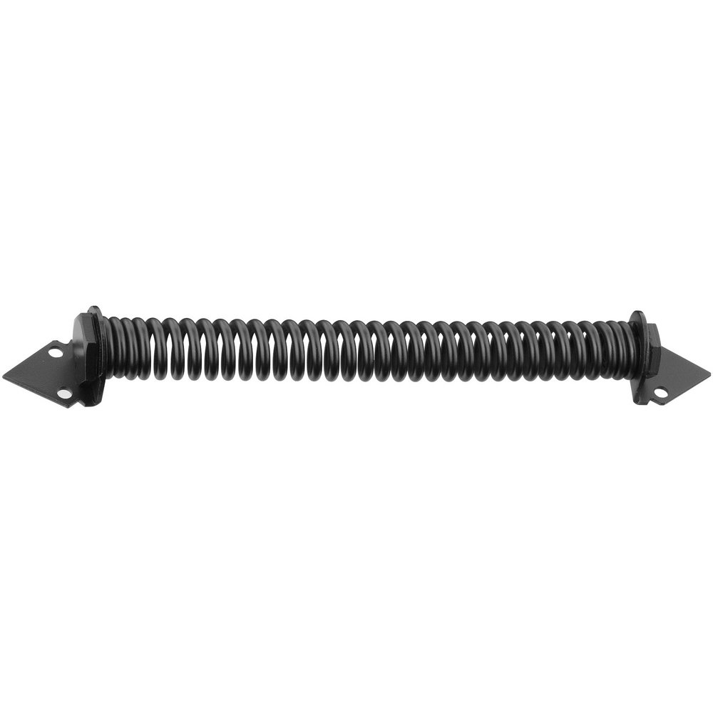 National Hardware N236-612 850 Door & Gate Springs in Black, 14""