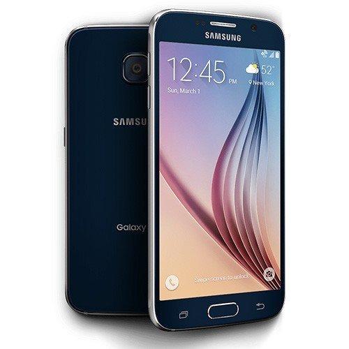 Samsung GALAXY S6 G920 32GB Unlocked GSM 4G LTE Octa-Core Smartphone - Black Sapphire by Samsung (Image #2)
