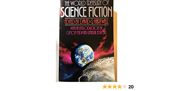 Read The World Treasury Of Science Fiction By David G Hartwell