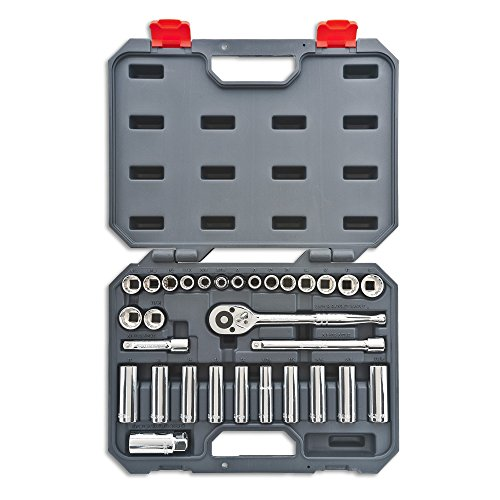 037103211101 - Crescent CTK70MP 70-Piece Mechanics Tool Set with Storage Case carousel main 1