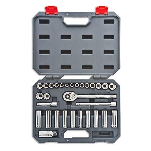 037103211101 - Crescent CTK70MP 70-Piece Mechanics Tool Set with Storage Case carousel main 1
