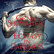 Ecstasy in Darkness: Alien Huntress, Book 5 | Gena Showalter