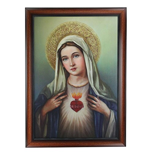 Blessed Virgin Mary Art - Roman 27.5