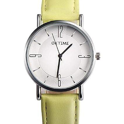 Scpink Reloj, Reloj para Dama, Estilo Elegante Y Minimalista ClÁSico Reloj de Negocios Elegante