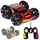 Best Choice Products RC Stunt Car Remote Control Truck W/ 360 Degree Flips, Spins