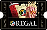 Regal Cinemas Gift Cards - E-mail Delivery