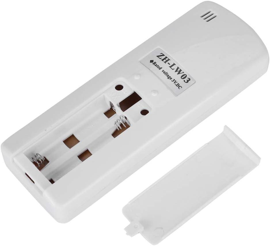 Telecomando Durevole in Materiale ABS per climatizzatore per Chigo Chigo ZH-LW03 ZH//LW-03 Mxtech Telecomando per climatizzatore