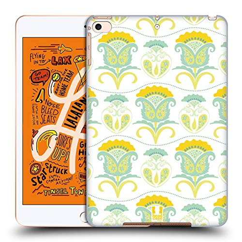 Head Case Designs Floral Daydream Bohemian Patterns Hard Back Case Compatible for iPad Mini (2019)