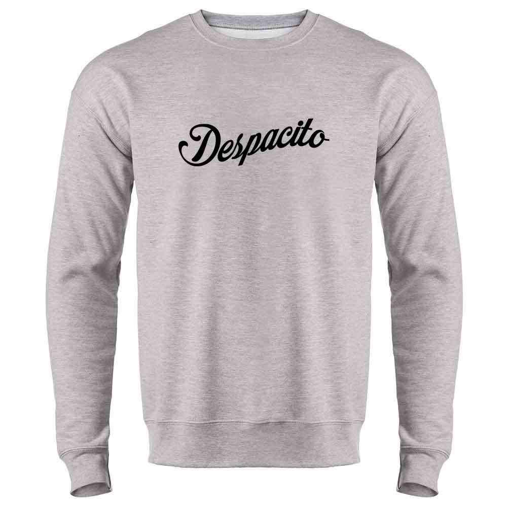 Pop Threads Despacito Mens Fleece Crew Sweatshirt