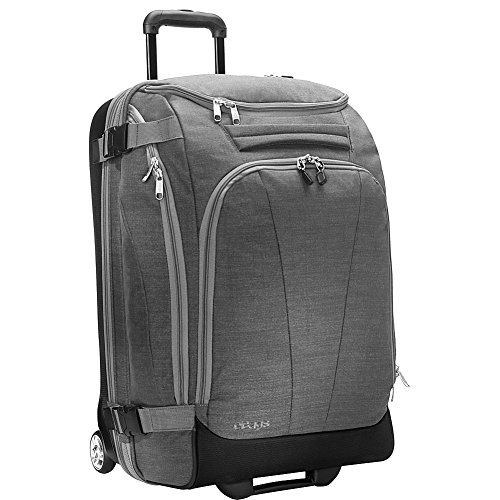 eBags TLS Mother Lode Junior 25'' Wheeled Duffel (Heathered Graphite) by eBags