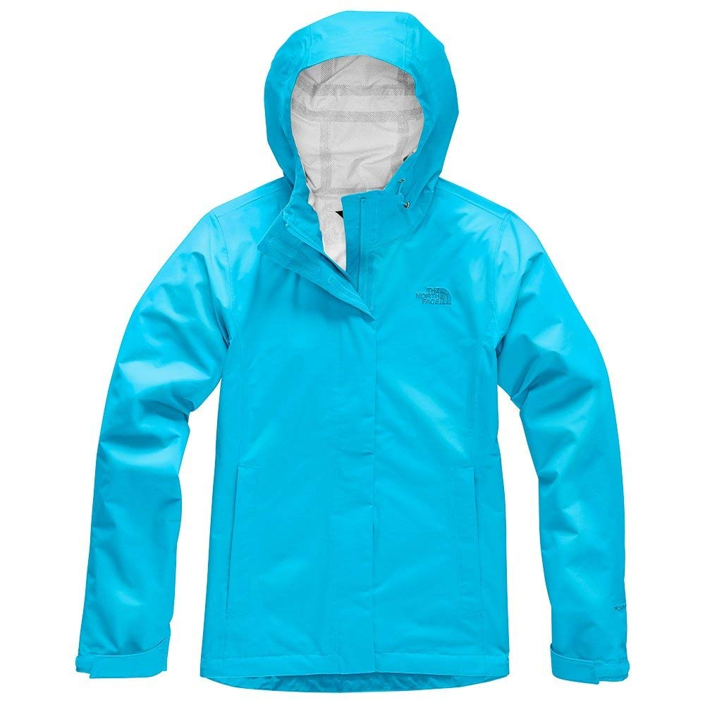 The North Face Women's Venture 2 Jacket, Turquoise Blue, Medium by The North Face
