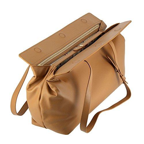 en et capacité DUDU cuir femme poignées bandoulière magnétique avec Peau ajustables à grande Élégant souple pour fermeture Sac wW6r1I60q