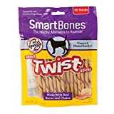 Smartbones 1200 Count Twists-Bacon & Cheese, One Size